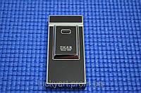 Электро-импульсная USB зажигалка. Цвет черный.