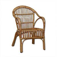 """Кресло из лозы """"КО-3"""", Кресло из лозы"""