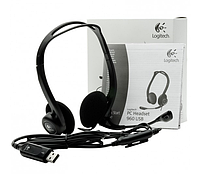 Гарнитура Logitech PC Headset 960 USB