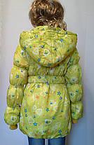 Куртка осенняя для девочки недорого КРОШ, фото 3