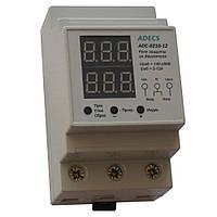 Реле защиты однофазных электродвигателей ADECS ADC-0210-12
