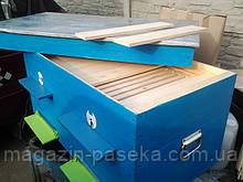 Вулик-лежак на 20 рамок комплект