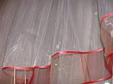 Ламбрекен  ассиметричный 2-2,5м, фото 3