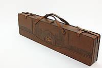 Эксклюзивный кожаный кейс для охотничьего ружья