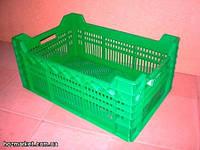 Ящик овощной 2 сорт (для черешни, вишни, клубники,сливы, абрикосы, яблока, персики, грибов и т.д.))