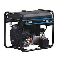 Бензиновый генератор SDMO TECHNIC 10000 E-AVR + MODYS
