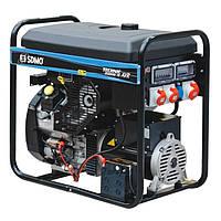 Трехфазный генератор SDMO TECHNIC 20000 TE-AVR + MODYS