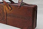 Эксклюзивный кожаный кейс для охотничьего ружья, фото 3