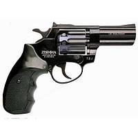 """Profi 3"""" чёрный/пластик под дерево, оружие, револьверы,пистолеты, револьвер под патрон Флобера"""