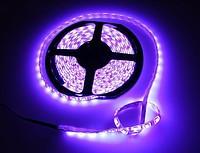 Светодиодная лента 5050 RGB без влагозащиты 60 светодиодов на 1м