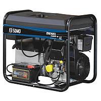Трехфазный генератор SDMO DIESEL 15000TE-XL + MODYS