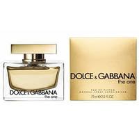 Духи женские Dolce&Gabbana The One ( Дольче энд Габана зе Ван)