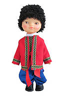 Лялька Українець 220 в сувої, фото 1