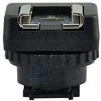 """Адаптер горячего башмака Sony Multi Interface Shoeна универсальный""""холодный башмак"""" для видеокамер Sony."""