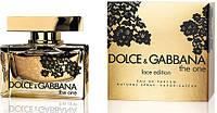 Духи женские D&G L'Eau The One Lace Edition (Дольче энд Габана Ван Лейс Эдишн), фото 1