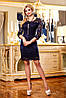 Гіпюрову приталені сукні з мереживами, ошатне, 44-50 розміри