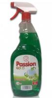 Cредство для мытья окон Passion Gold Пешн Голд зеленый 1л