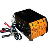 Зарядное устройство для аккумуляторов FORSAGE ZU-02-10 с защитой