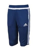 Мужские тренировочные шорты 3/4 Adidas TIRO15, фото 1