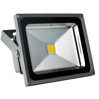 Прожектор светодиодный 50вт GEEN LFP-50 PRO теплый свет