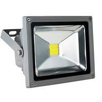 Светодиодный прожектор 20W GEEN LF-20 ECO холодный свет