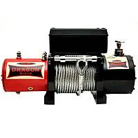 Электрическая лебедка DRAGON WINCH DWM 8000 HD