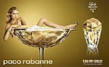 Paco Rabanne Lady Million Eau My Gold парфюмированная вода 80 ml. (Пако Рабанна Леди Миллион Еау Май Голд), фото 7