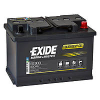 Гелевый аккумулятор EXIDE EQUIPMENT GEL ES900