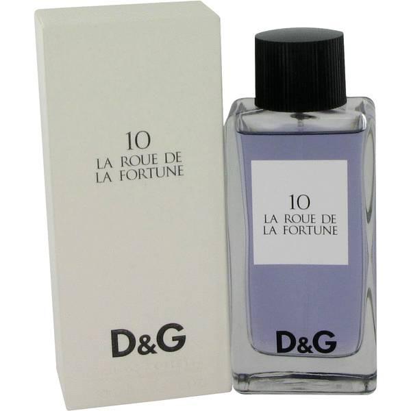 Духи мужские Dolce & Gabbana 10 La Roue De La Fortune ( Дольче энд Габана Ля ру Де Ля Фортуне)