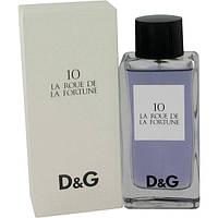 Духи мужские Dolce & Gabbana 10 La Roue De La Fortune ( Дольче энд Габана Ля ру Де Ля Фортуне), фото 1