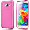Original Silicon Case Samsung Galaxy Grand Prime G530H Pink
