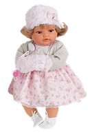Кукла Antonio Juan BENI RUSA, 1669, 42см. Бесплатная доставка