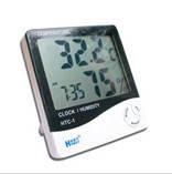 Метеостанция с часами TS - HTC 1 (измер. температуру и влажность, часы), Термометр HTC-1