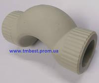 Обвод полипропиленовый(ППР) диаметр25(короткий).