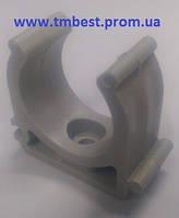Крепеж для полипропиленовой трубы диаметр 20(одинарный) для крепления труб в системах отопления.