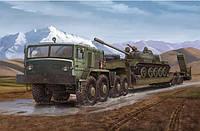 1:35 Сборная модель тягача МАЗ-537Г, Trumpeter 00211