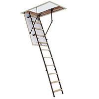 Лестница чердачная Oman Stallux Termo (120x70) H280