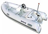 Eagle E340 моторная лодка Brig