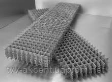 Сетка кладочная ВР-1 100х100х4мм ГОСТ размер карты 0.38-0.5-1х2м ; 2*3 м