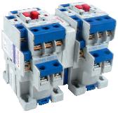 Реверсивный контактор магнитный пускатель на 50 ампер 22 кВт цена купить, фото 1