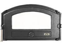 Герметичная застекленная дверца для хлебной печи Pisla HTT 432
