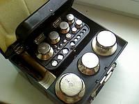 Гири комплект  ГО4-6111,10 (класс 4 ГОСТ7328-82) поверены в УкрЦСМ