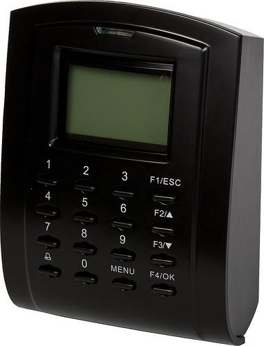 Системы контроля доступа на базе терминалов контроля доступа