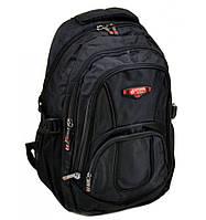 Городской рюкзак Power in Eavas унисекс черный, фото 1