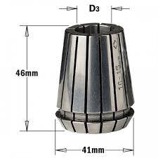 Цанга зажимная  ER 40  (D = 20 мм)