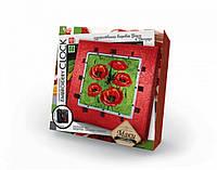 Набор для творчества Часы EMBROIDERY CLOCK Danko Toys, фото 1