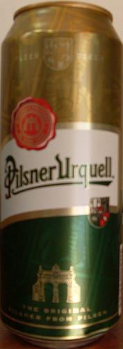 "Пиво ""Pilsner Urquell"" ж\б 0.5 л"