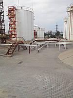 Изготовление и монтаж резервуаров вертикальных стальных цилиндрических РВС 100 - 10 000 кубических метров для