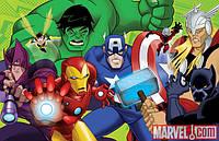 Мстители (avengers)