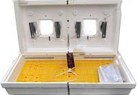 Инкубатор для яиц Рябушка 130 с механическим переворотом